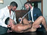 Gay Porn from menatplay - Man-Servant