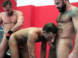 Gay Porn from menatplay - Double-Strike