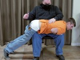 From SpankingStraightBoys - 18-Parkers-First-Spanking