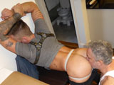 Gay Porn from MaverickMen - Raw-Dawgin-On-The-Kitchen-Floor-Part-1