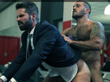Gay Porn from menatplay - Inducted