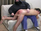 Camerons-First-Spanking-Pt-2 from SpankingStraightBoys