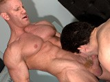 Johnny-V-Muscle-Topping - Gay Porn - americanmusclehunks