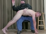 From SpankingStraightBoys - Logan-First-Spanking