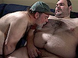 Two-Daddies-Two-Loads - Gay Porn - ChubVideos