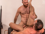 Boom-Matthew-Bosch-And-Liam-Knox - Gay Porn - TitanMen