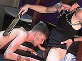 From badboybondage - Twink-Whipped-Red