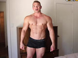 Big-Bodybuilder-Dorian-James-Is-A-Hot-Sexy-Teddy-Bear - Gay Porn - gayhoopla