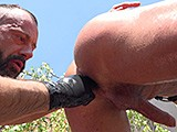 Outdoor-Barefuck-Fisting - Gay Porn - CazzoClub