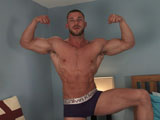 Conall-Shows-Us-His-Big-Uncut-Cock - Gay Porn - englishlads