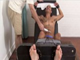 From myfriendsfeet - Rico-Is-Bound-And-Tickled