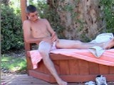 Mark-Jacking-Off-Outdoors - Gay Porn - undietwinks