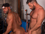From TitanMen - La-Cruising-Bruce-Beckham-With-Micah-Brandt