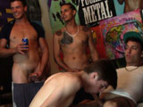 Party-Up-In-Here - Gay Porn - FraternityX