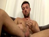 Leo-Caresses-His-Dick-Solo - Gay Porn - BlakeMason