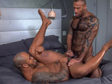 From TitanMen - Scene-2-Big-Brother-Jason-Vario-And-Daymin-Voss-Flip