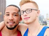 Hunter-Lopez-Fucks-And-Sucks-Zach - Gay Porn - brokestraightboys