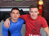 Ian Dempsey And Vadim.. - Broke Straight Boys