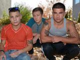 Tyler, Brody And Vadi.. - Broke Straight Boys