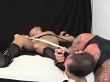 Trevors-Huge-Uncut-Cock - Gay Porn - tickledhard