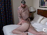From ChubVideos - Ride-My-Bear-Dick