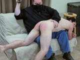 Paul's First Spanking - SpankingStraightBoys