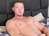 Aron-Kronos-Jerks-Off - Gay Porn - brokestraightboys