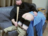 Kirks-First-Spanking - Gay Porn - SpankingStraightBoys