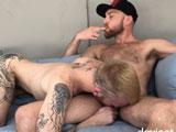 Ginger-Pup-Nooner - Gay Porn - deviantotter