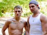 John-Henry-Fucks-Newbie-Brad-Steele - Gay Porn - brokestraightboys