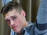 19! Owen Suspended - SpankingStraightBoys