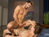 From seancody - Gino-And-Randy-Bareback