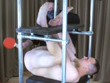 Trevor In The Tower - SpankingStraightBoys