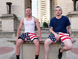 Brandon-Evans-And-Ryan-Fields-Flip - Gay Porn - brokestraightboys
