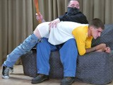 Yul's First Spanking - SpankingStraightBoys