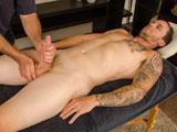 Blakes Massage - Spunk Worthy