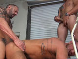 Michael Romans Gang B.. - Naked Sword