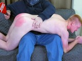 19! Liam Over The Kne.. - SpankingStraightBoys