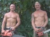 Hung Brett And Calvin.. - Island Studs