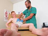 Nurse Cruz and Wade Hicks