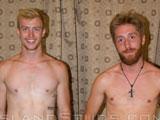 Hung Roommates Chris .. - Island Studs