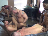 Filthy Fucking Orgy - Naked Sword