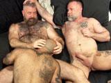 Atlas Plugged - Muscle Bear Porn