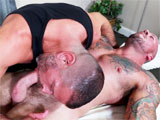 Massaged Hard - Men Over 30