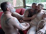Good Boys Get Fed Par.. - Muscle Bear Porn