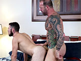 Taking It Deep - Extra Big Dicks