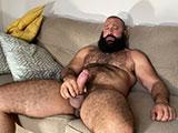 Alex Tikas Beef N Fur - Men Over 30