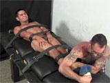 Damians Tickle Pleasu.. - Tickled Hard