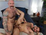 Beefy Hairy Lovers - Men Over 30