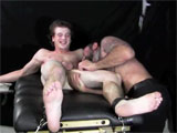 Donnys Tickle And Cum - Tickled Hard